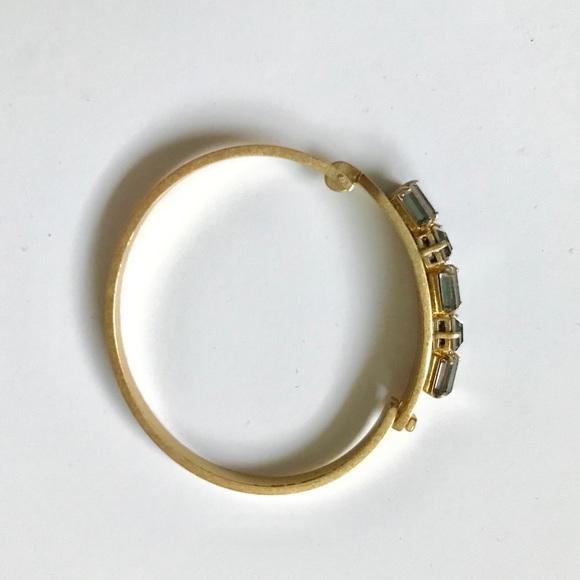 Madewell Jewelry - Madewell Cluster of Stones Bracelet